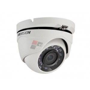 Hikvision DS-2CE56C0T-IRM HD720P IR Turret Camera (6mm)