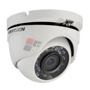 Hikvision DS-2CE56D0T-IRM HD1080P IR Turret Camera (6mm)