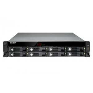 QNAP UX-800U-RP Economical RAID Expansion Enclosure for Turbo NAS