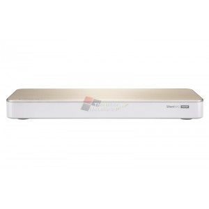 QNAP HS-453DX-8G 2-BAY SILENT & FANLESS MULTIMEDIA NAS