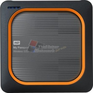 WESTERN DIGITAL WDBAMJ5000AGY-PESN 500GB My Passport Wireless SSD