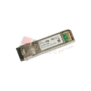 Mikrotik S+85DLC03D 10G SFP+ Transceiver Multi-Mode Fiber Connection with DDMI