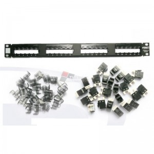 COMMSCOPE 1375015-2 CAT 6 PATCH PANEL 48 PORT (2U)