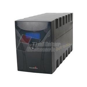 Syndome ATOM-2000-LCD Online Pure Sine Wave UPS 2000/1200