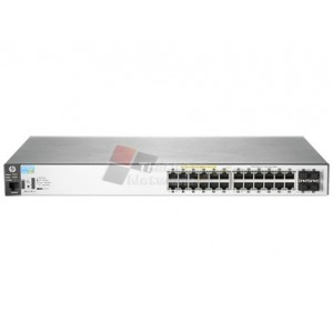 HPE J9773A 2530-24G Fixed Port L2 Managed Ethernet Switches PoE+