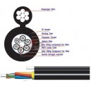 Link UFC9824M FIG.8, OUTDOOR/MULTI-TUBE 24Core, SM 9/125 µm 2/3/4000 M.