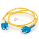 AMP AM-2266-03 SC - SC, Duplex PATCH CORD, 3 M., SM