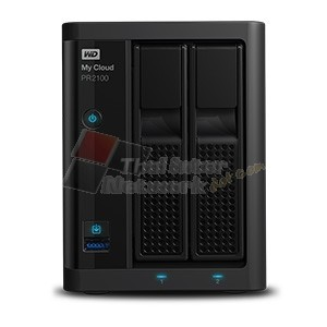WESTERN DIGITAL WDBBCL0160JBK-SESN My Cloud Pro Series PR2100 NAS Storage