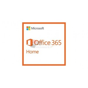 Microsoft 6GQ-00757 Office 365 Home English (FPP)